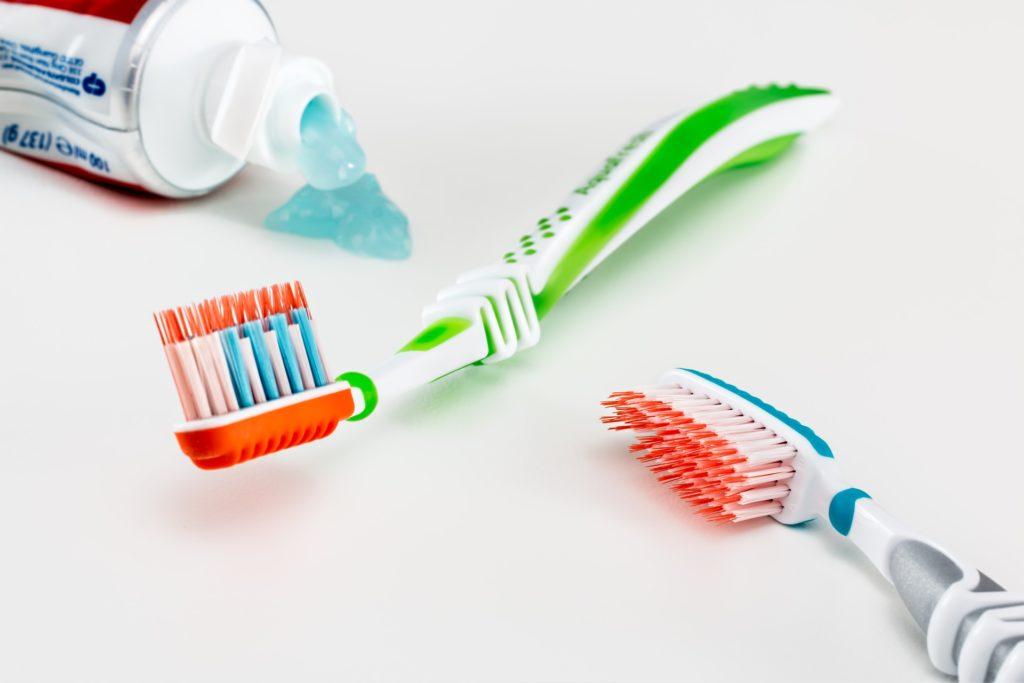 Wegweiser Zahnpasta